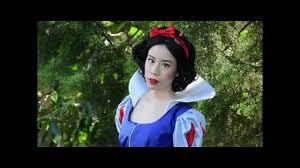 disney snow white makeup tutorial you