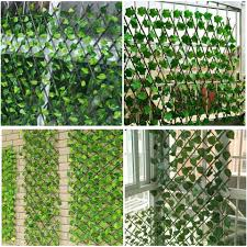 Expandable Faux Privacy Fence Commonlee Store
