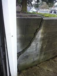 retaining wall repair in tacoma