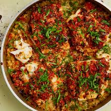 Yotam Ottolenghi's fish recipes