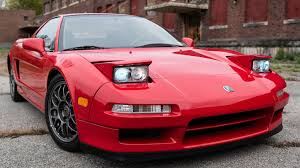 A to Z: This 1999 Acura NSX Alex Zanardi Edition Just Sold for ...