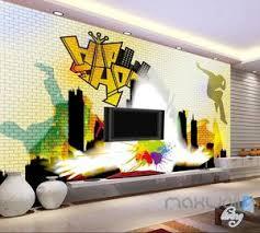 City Urban Wall Murals Idecoroom
