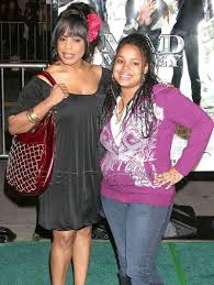 Niecy Nash and daughter attend Mad ...