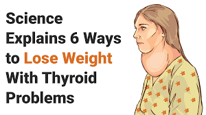 lose weight with thyroid problems