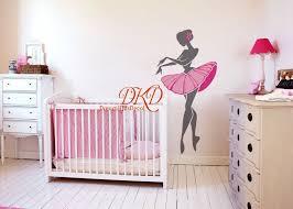 Ballerina Wall Decal Dance Wall Decal Dance Wall Sticker Dk288 Girls Room Wall Art Dancer Decal