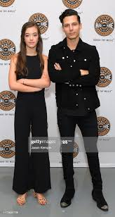 Ava Gray and Musician Devin Dawson attend Country Music Hall of Fame...  News Photo - Getty Images