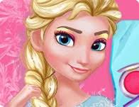 frozen prom make up game games for s