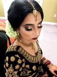best indian bridal makeup artist in