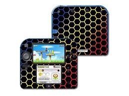 Mightyskins Skin Compatible With Nintendo 2ds Primary Honeycomb Protective Durable And Unique Vinyl Decal Wrap Cover Easy To Apply Remove And Change Styles Made In The Usa Newegg Com