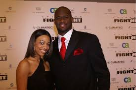 VINCE YOUNG AND CANDICE JOHNSON ARE EXPECTING