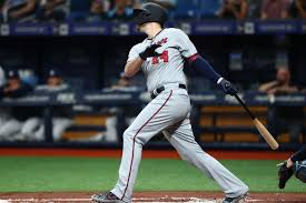 Small changes have C.J. Cron on pace for a career year - Twinkie Town