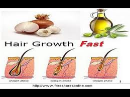 home remes for hair growth fast