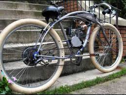 board track racer motorized bicycle