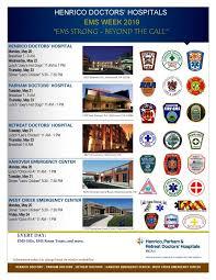 ems week events 2019 emergency