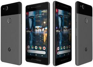 "Image result for Google Pixel 2 XL – 64GB, 4GB RAM, 4G LTE, Just Black"""
