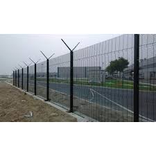 358 Anti Climbing Fence At Rs 100 Square Feet Security Fencing स रक ष ब ड Shri Sai Gabion Fencing Pune Id 20652746891