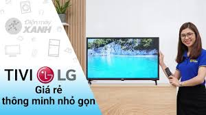 Smart tivi LG: thông minh, giá rẻ, nhỏ gọn (32LK540BPTA) • Điện máy XANH -  YouTube