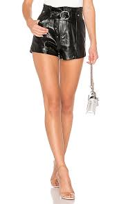 superdown buffy belted faux leather