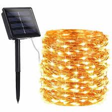 72ft 22m 200 led solar strip light home