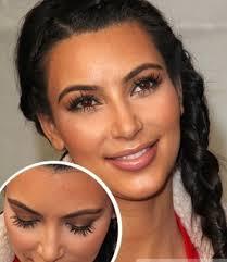 bronze eye makeup tutorial