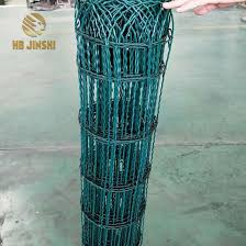 China 90cm Green Plastic Coated Border Fence China Border Fence And Garden Edging Fence Price