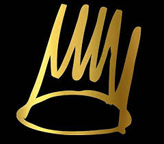 J Cole Gold Crown Born Sinner Vinyl Stic Buy Online In Albania At Desertcart
