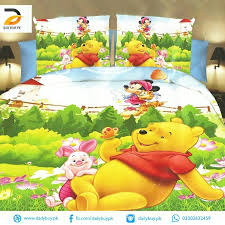 3d Single Bed Cartoon Characters Bedsheets Make Bedtime Fun With Our Extensive And Colorful Selection Of Kids B Kids Bed Sheets Kids Bedding Bed Sheet Sets