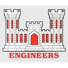 Engineers Castle Decal Corps Of Engineers Priorservice Com