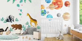 20 Best Wall Decals For Kids Cute Temporary Wall Stickers