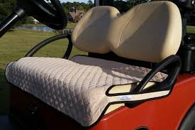 new golf cart seat covers pink golf tees