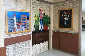 Diversion Murals In Dementia Care Units Are Painted To Soothe Residents Artsy