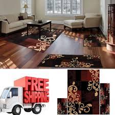 leopard print rug animal skin patterned