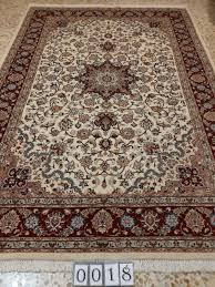 handmade persian rug 18 hand knotted