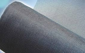 Plastic And Plastic Coated Fiberglass Insect Mesh Window Screening