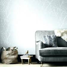 wallpaper ideas for living room feature