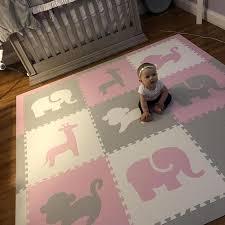 Soft Foam Play Mats Animal Playmat Softtiles