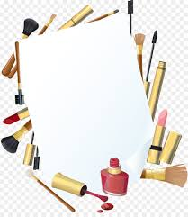 makeup cartoon clipart cosmetics