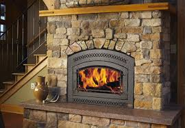 gas vs wood fireplace heat output the