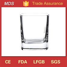bourbon iceberg whiskey glasses