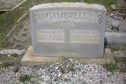 Maggie Ada Wells Gambrell (1876-1942) - Find A Grave Memorial