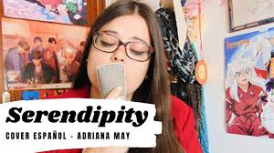 BTS - Serendipity (cover español)   Adriana May - YouTube