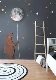 Sleepy Moon Baby Room Decor Kid Room Decor Kids Room Design