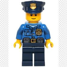 Lego minifigure Lego City Police officer, Police, police Officer ...