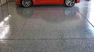 garage floor and garage flooring