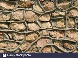 Stacked Stone Fence High Resolution Stock Photography And Images Alamy