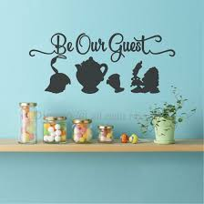 Amazon Com Be Our Guest Vinyl Wall Decal Guest Room Decor Guest Room Wall Decal Guest Bedroom Guest Bedroom Wall Decal Home Kitchen