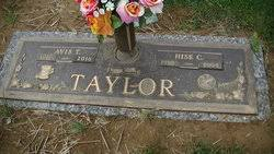 Avis Tarter Taylor (1918-2016) - Find A Grave Memorial