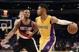 Lakers vs. Trail Blazers final score: Lakers look exhausted in 109 ...