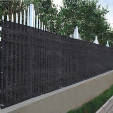 Reasejoy 1m X 7 6m 90 Privacy Fence Netting Windbreak Garden Screen Cover Mesh 180gsm Hdpe Garden Yard With Zip Ties Amazon Co Uk Kitchen Home