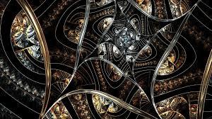 abstract fractals digital art fractal